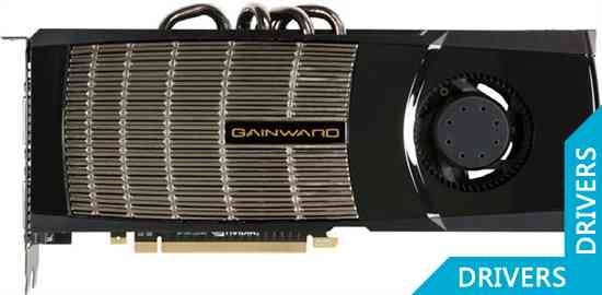 Видеокарта Gainward GeForce GTX 480 Dual DVI 1536MB GDDR5 (426018336-1046)