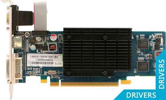 Видеокарта Sapphire HD 5450 1GB DDR2 PCIE HDMI (11166-16)