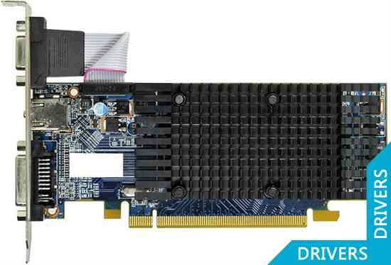 ���������� HIS HD 5450 Silence 512MB DDR3 (H545H512)