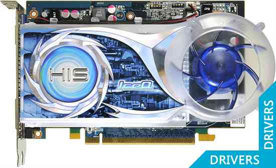 Видеокарта HIS HD 5670 IceQ 512MB (H567Q512)