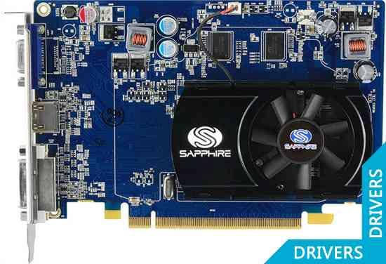 Видеокарта Sapphire HD 5550 1GB DDR2 HDMI (11170-05)