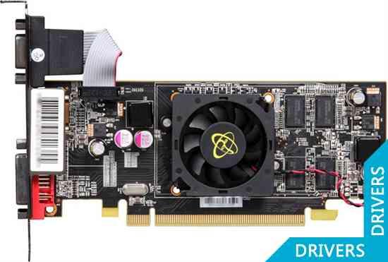 Видеокарта XFX Radeon HD 5450 1024 MB DDR3 DISPLAYPORT (HD-545X-ZAF2)