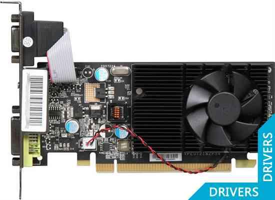 Видеокарта XFX GeForce G 210 512MB DDR2 HDMI (GM-210X-YAF2)