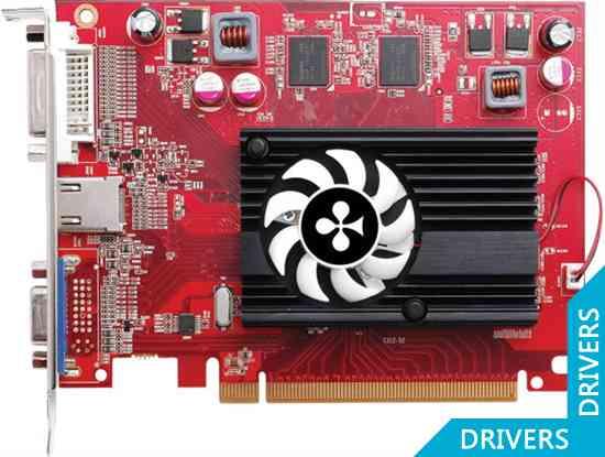 Видеокарта Club 3D HD4650 (CGAX-4652I)