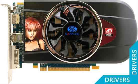 Видеокарта Sapphire HD 5770 512MB GDDR5 PCIE (11163-07)