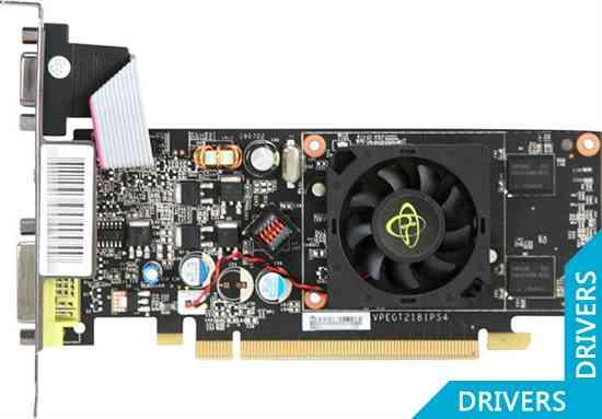 Видеокарта XFX GeForce G 210 512MB DDR2 HDMI (GT-210X-YNF2)