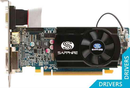 Видеокарта Sapphire HD 5570 1GB DDR3 DP (11167-04)