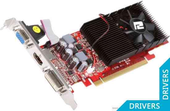 ���������� PowerColor HD 4650 512MB DDR2 Low Profile (AX4650 512MD2-LHV2)