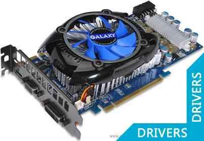 Видеокарта Galaxy GeForce GTS 250 1024MB