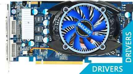 Видеокарта Galaxy GeForce GTS 250 1024MB Low Power