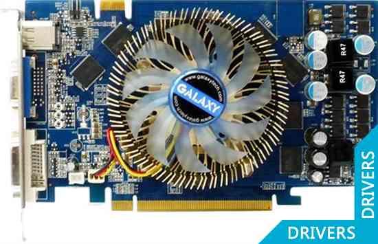 Видеокарта Galaxy GeForce 9800 GT 512MB Low Power