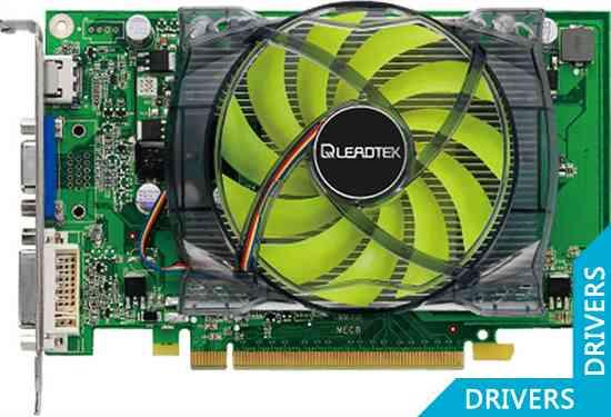 Видеокарта Leadtek WinFast GT 240 GDDR5 512 MB