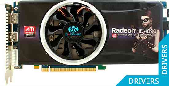 ���������� Sapphire HD4890 1GB DDR5 PCIE (11150-11)