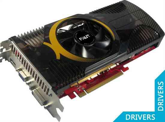 ���������� Palit GeForce GTS 250 Green 512 ��