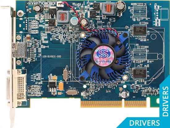 ���������� Sapphire HD3450 512MB DDR2 AGP