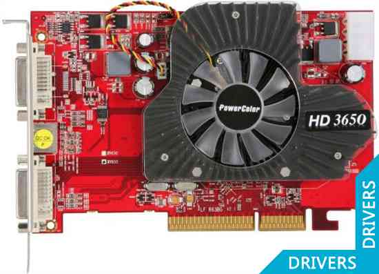 ���������� PowerColor Radeon HD3650 512MB (AG3650 512MD2-V3)