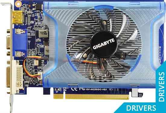 Видеокарта Gigabyte GV-N220D2-1GI