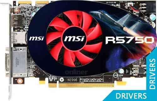 ���������� MSI R5750-PM2D1G