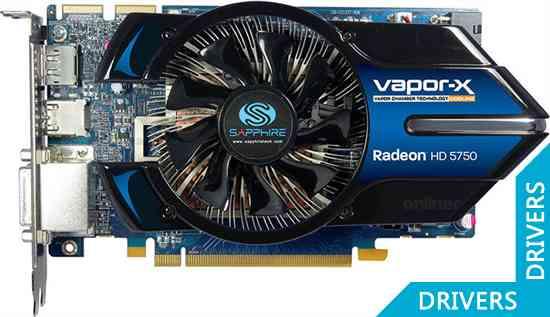 ���������� Sapphire Vapor-X HD 5750 1024MB GDDR5 (11164-04)
