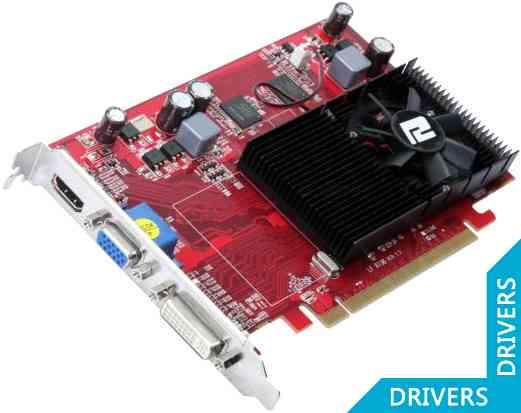 Видеокарта PowerColor Radeon HD4650 512MB DDR2 (AX4650 512MD2-H)