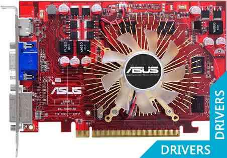 Видеокарта ASUS Radeon EAH4670/DI/512MD3
