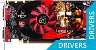 ���������� XFX Radeon HD 4870 1GB (HD-487A-ZWFC)