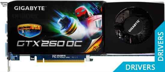 Видеокарта Gigabyte GeForce GV-N26OC-896I