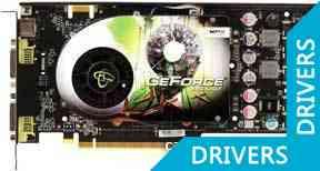 Видеокарта XFX GeForce 9600 GT 512MB (PV-T96G-YGF3)