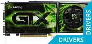 Видеокарта XFX GeForce GTX285 1 G (GX-285X-ZWFA)