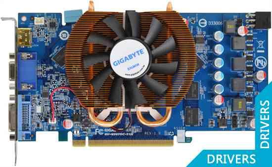 ���������� Gigabyte GeForce GV-N98TOC-512I