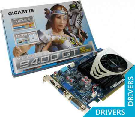 Видеокарта Gigabyte GeForce GV-N94TOC-1GI
