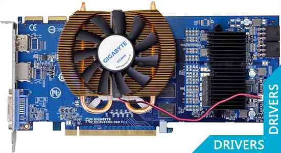 Видеокарта Gigabyte Radeon GV-R487D5-1GD