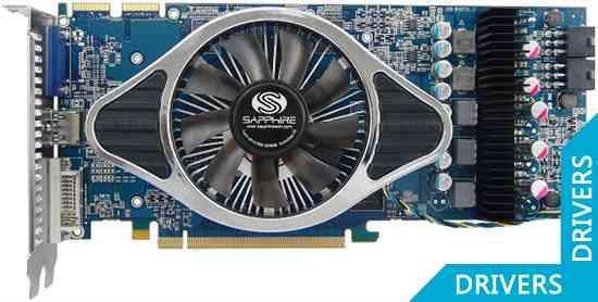 Видеокарта Sapphire Radeon HD 4730 512MB