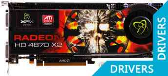 Видеокарта XFX Radeon 4870X2 (HD-487A-CDF9)