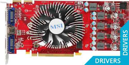 Видеокарта MSI R4830-T2D1G