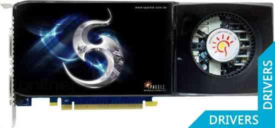 Видеокарта SPARKLE GeForce SXX2851024D3-VM