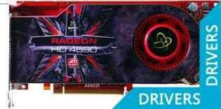 Видеокарта XFX Radeon 4890 XT (HD-489A-ZDEC)