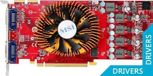 ���������� MSI Radeon R4850-2D1G-OC