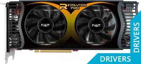 ���������� Palit Radeon Revolution 700 Deluxe