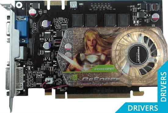 ���������� Foxconn GeForce 9400GT-1024F