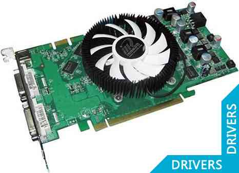 Видеокарта Inno3D GeForce I-9600GTI-H5GTCD