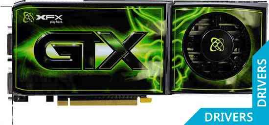 Видеокарта XFX GeForce GTX285 1G (GX-285N-ZDDA)