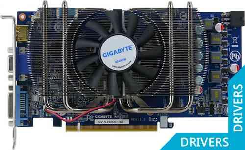 Видеокарта Gigabyte GeForce GV-N250OC-1GI
