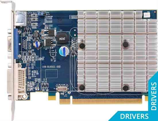 Видеокарта Sapphire Radeon HD 2400PRO 512M