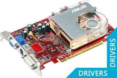 Видеокарта ASUS Radeon EAX1300PRO/TD/256M