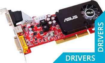 Видеокарта ASUS Radeon AH3450/HTP/256M