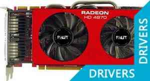 Видеокарта Palit Radeon HD 4870 Sonic Dual Edition 512M