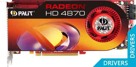���������� Palit Radeon HD 4870 512M
