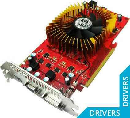 Видеокарта Palit Radeon HD 3850 256M