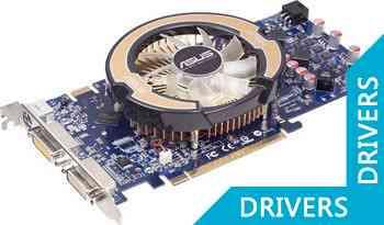Видеокарта ASUS GeForce EN9600GT/HTDI/1G